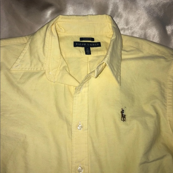 Polo by Ralph Lauren Other - Girls polo button up